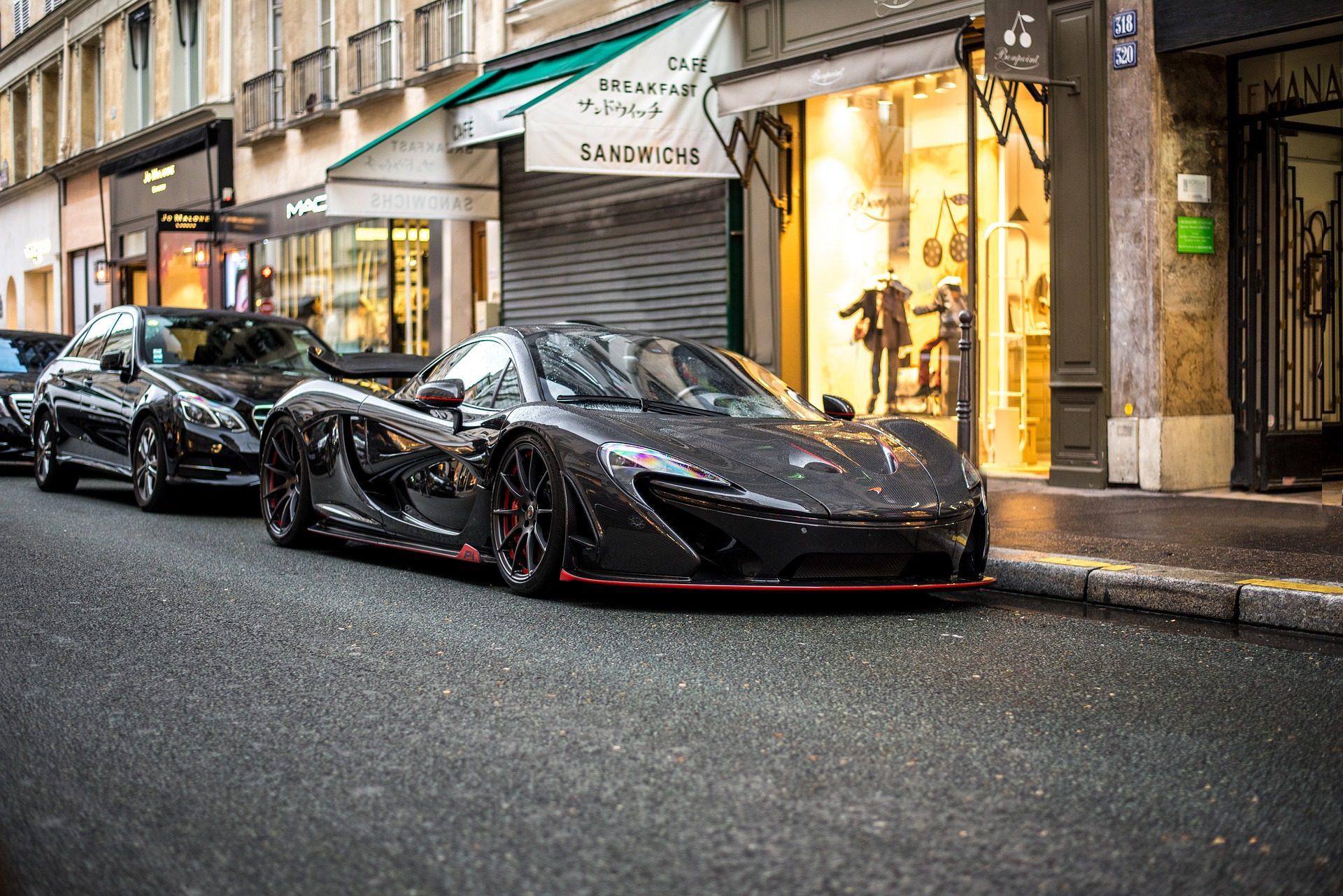 McLaren, автомобиль, роскошь, виды спорта, яркость, Технология - Обои HD - Профессор falken.com