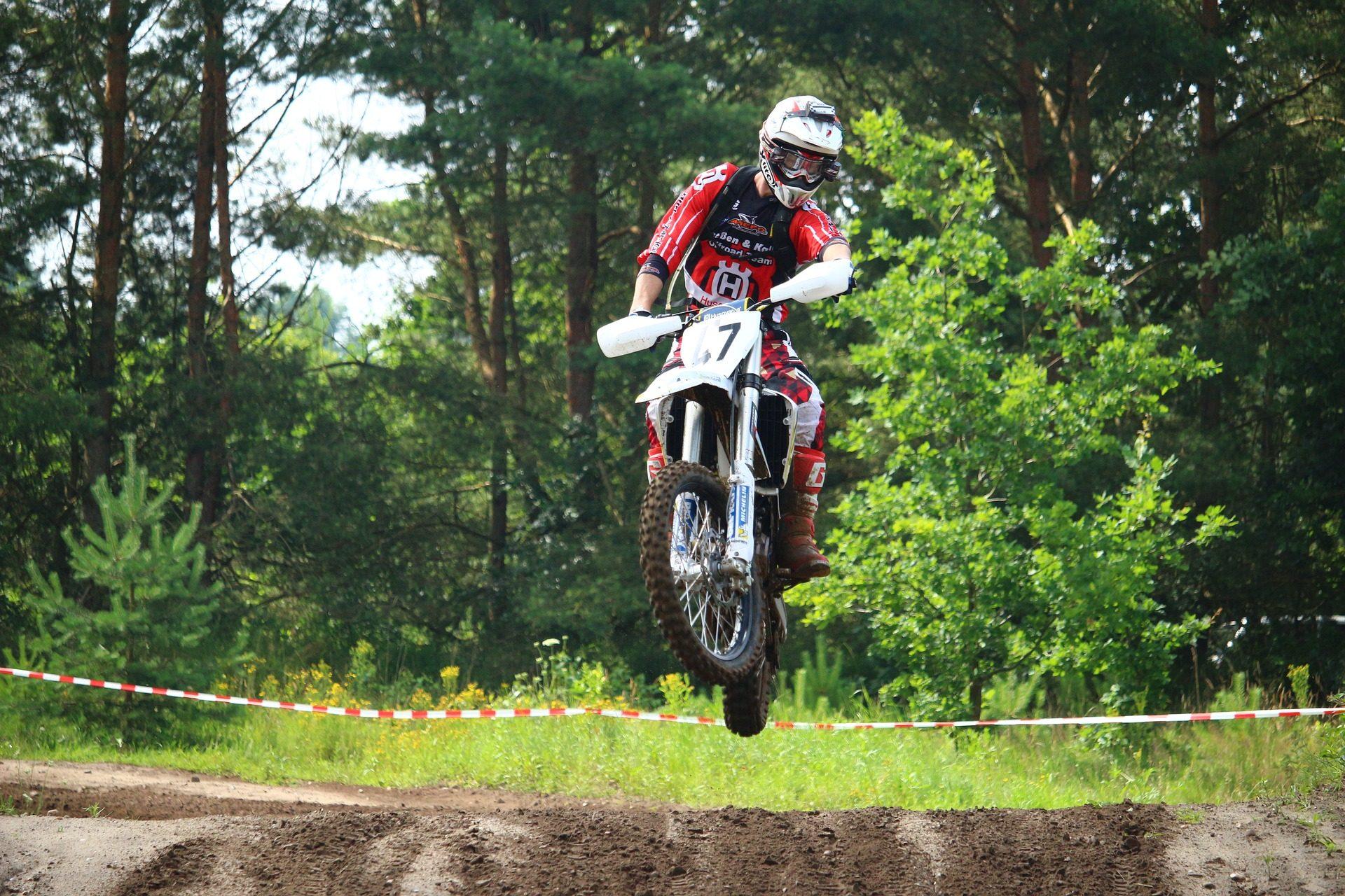 Motorrad, Motocross, springen, Risiko, Karriere, Schlamm - Wallpaper HD - Prof.-falken.com