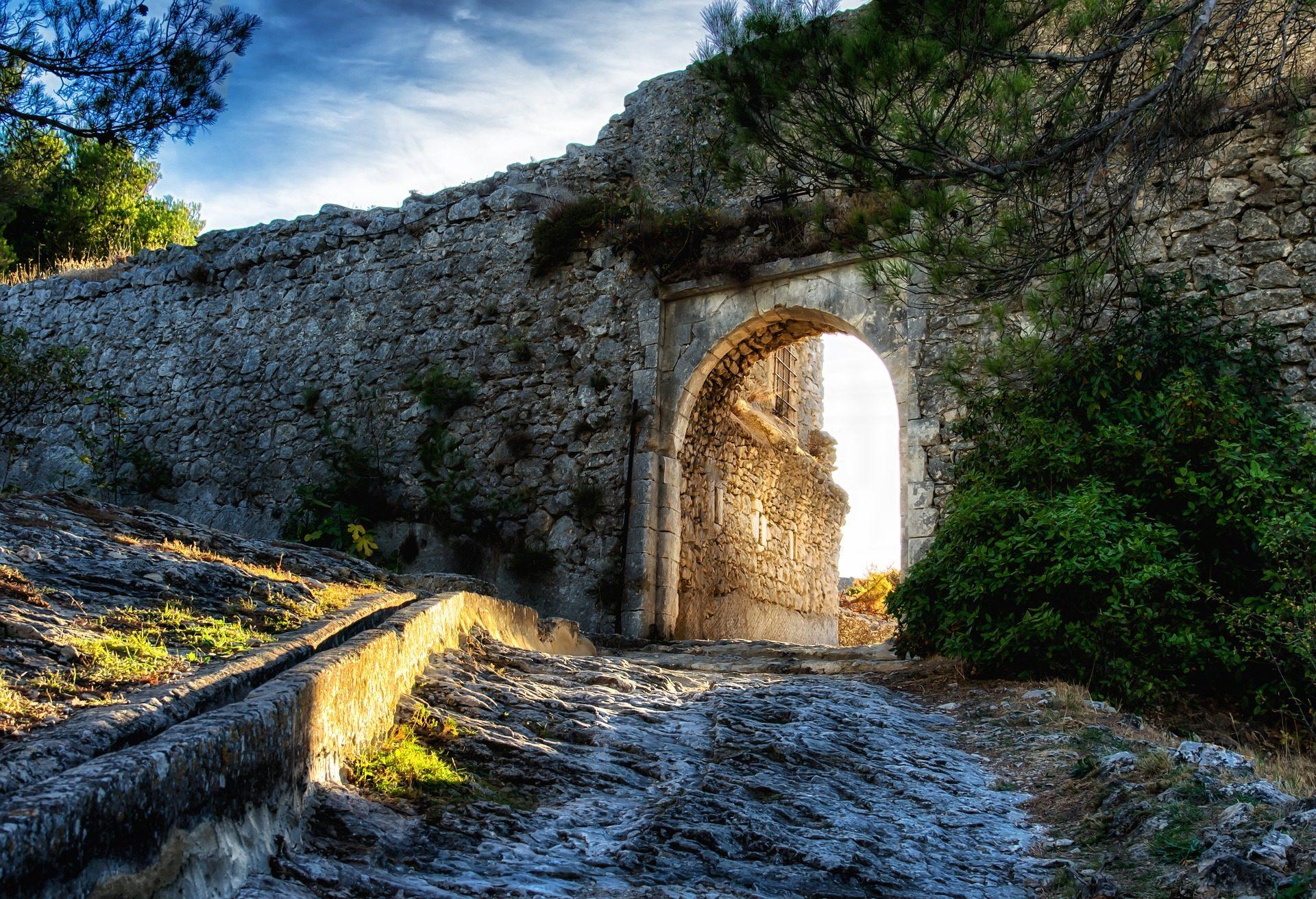 ドア, 入力, 通路, 要塞, 建物, 古い - HD の壁紙 - 教授-falken.com