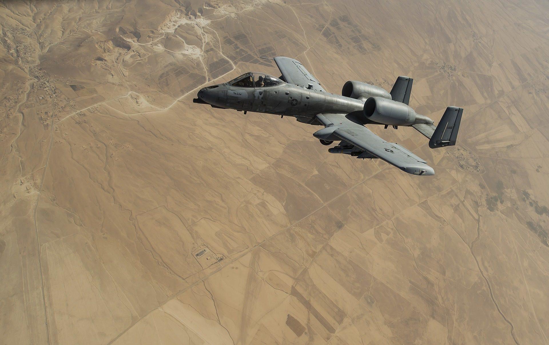 warthog, الطائرات, العسكرية, الجيش, القوات البحرية - خلفيات عالية الدقة - أستاذ falken.com