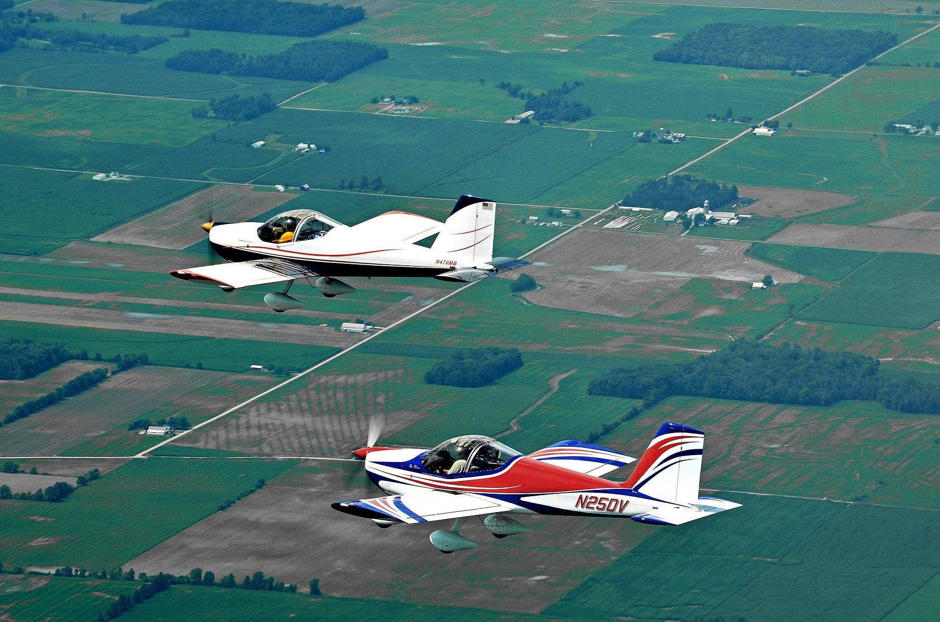 aeromobili, Aeroplani, aerei leggeri, Esplanade, volare - Sfondi HD - Professor-falken.com