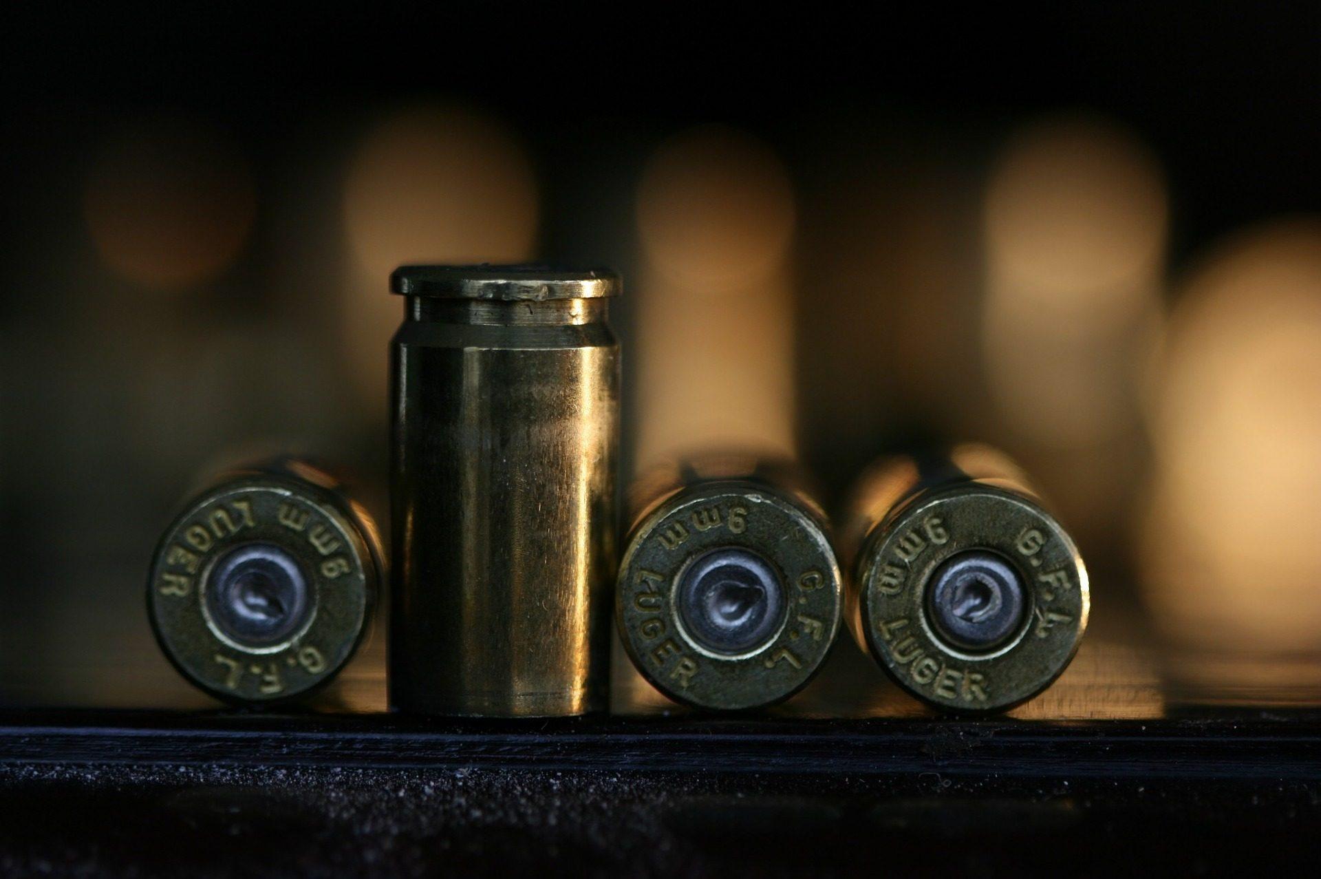 Kugeln, Kappen, Munition, Metall, Caliber - Wallpaper HD - Prof.-falken.com