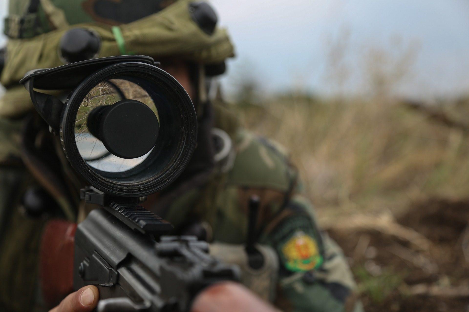cecchino, arma, fucile, soldato, Esercito, guerra - Sfondi HD - Professor-falken.com