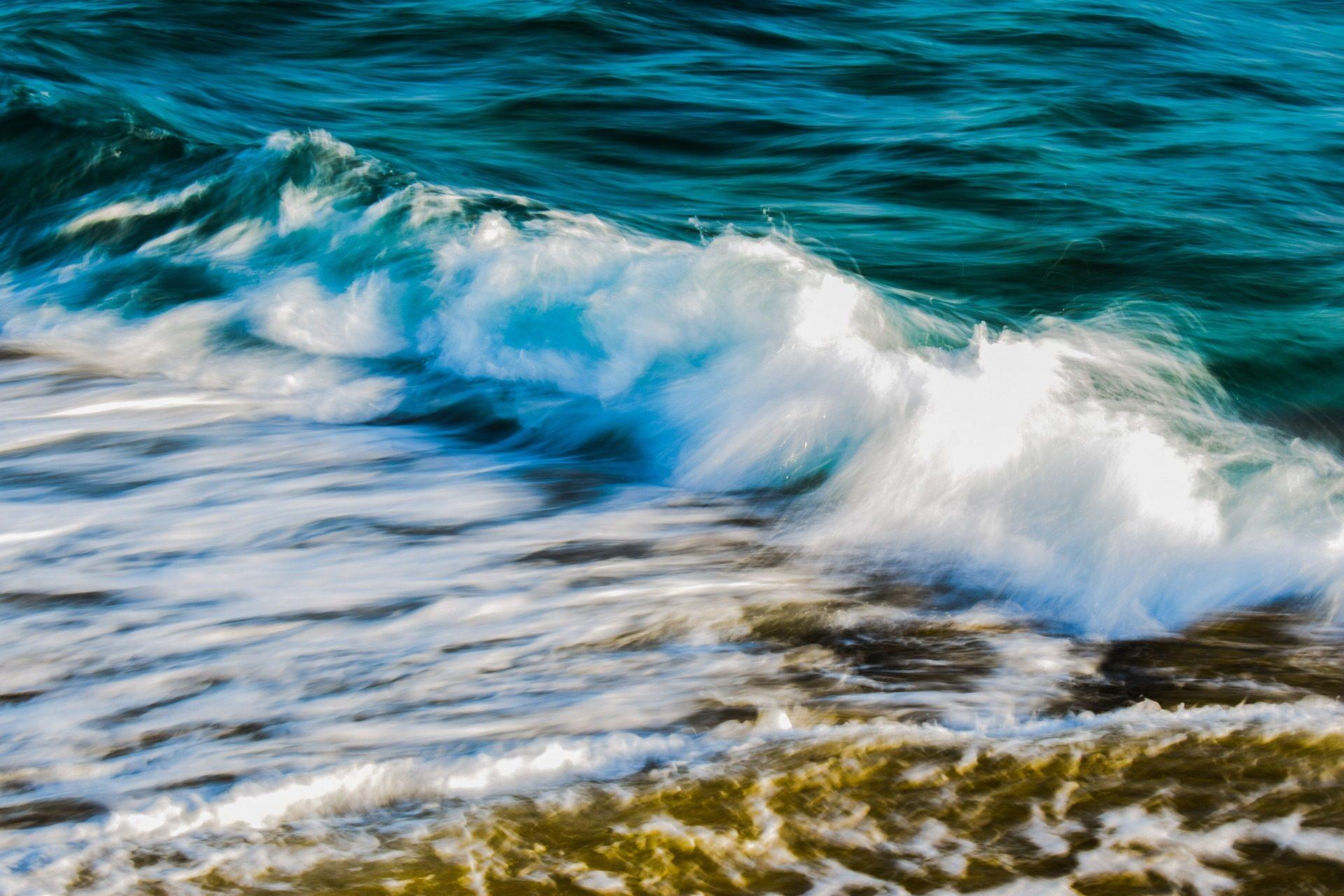 波, 潮, ビーチ, 泡, 海 - HD の壁紙 - 教授-falken.com