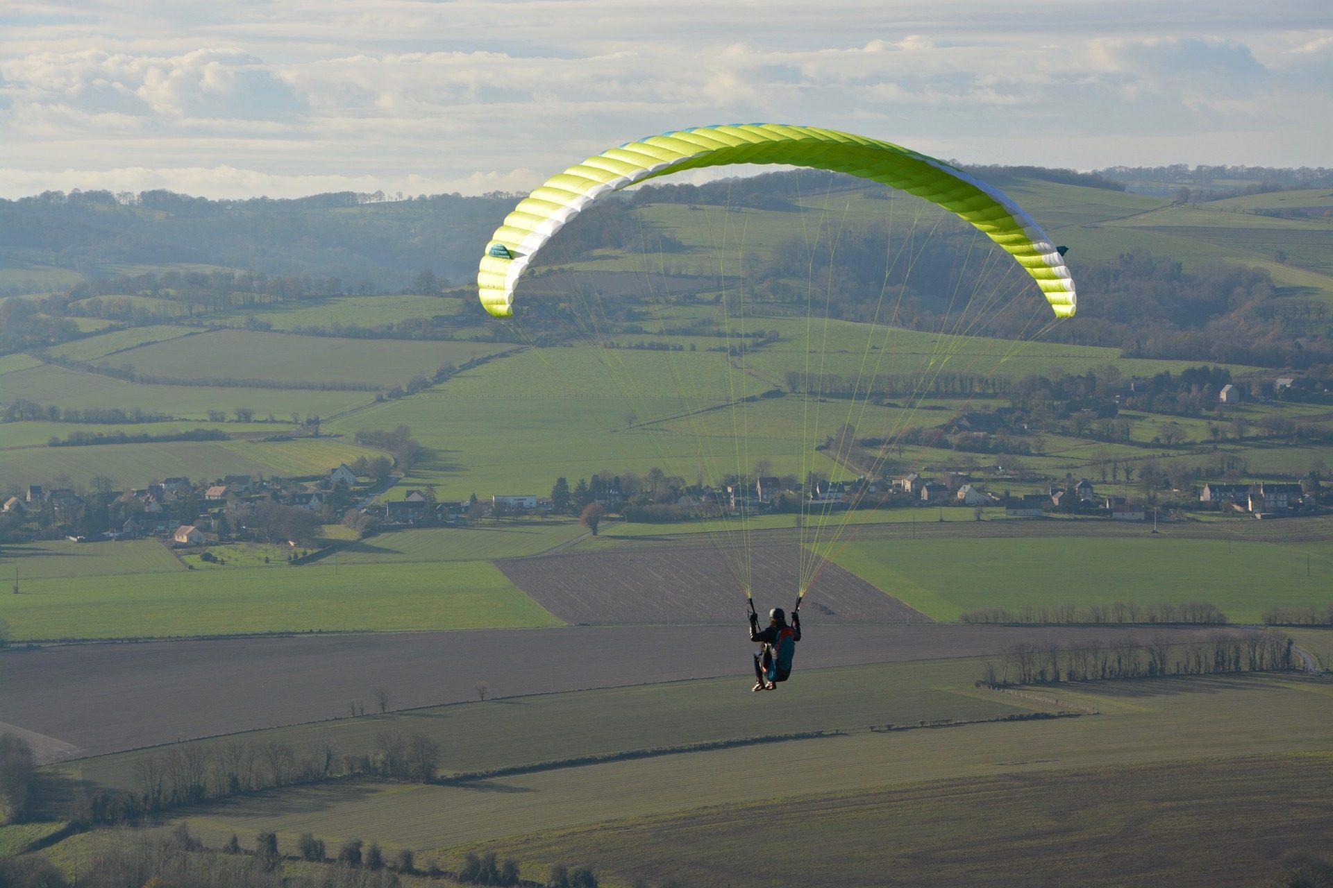 الطيران الشراعي, رحلة, مجاناً, الارتفاع, المخاطر - خلفيات عالية الدقة - أستاذ falken.com