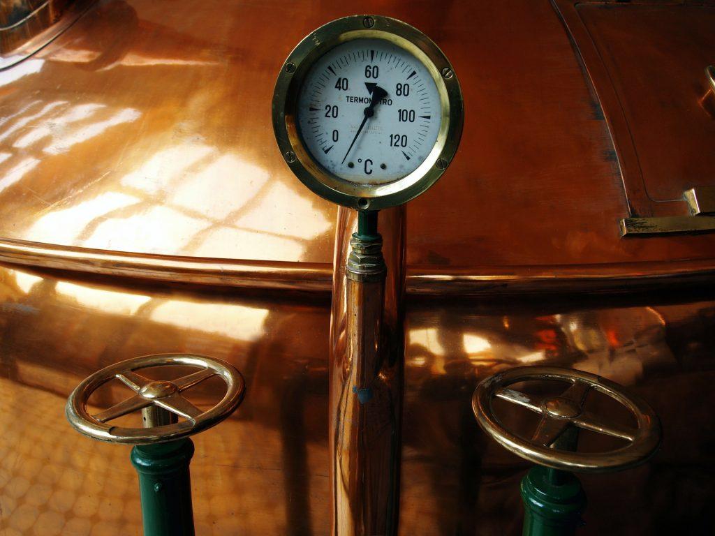 válvulas, medidor, temperatura, contenedor, cerveza, 1712152252