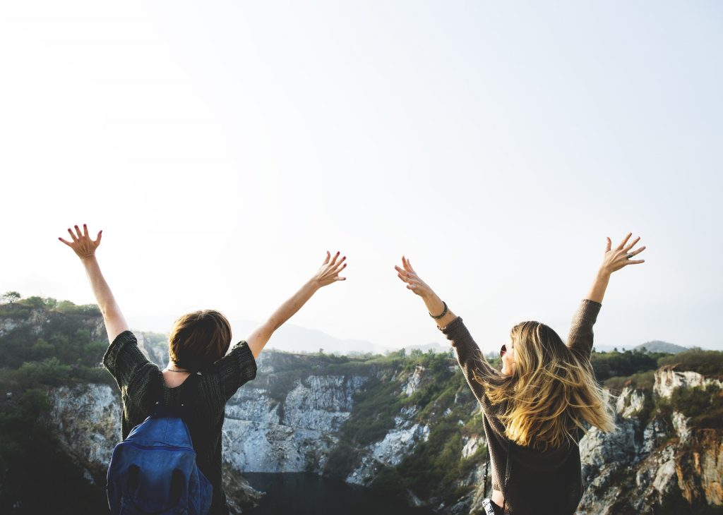 amigas, amistad, senderismo, aventura, montaña, 1801081814