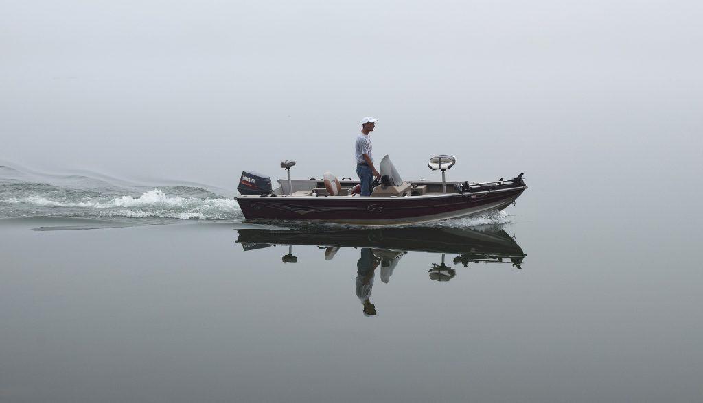 巴萨, 小船, 引擎, 湖, 平静, 宁静, 1801151438