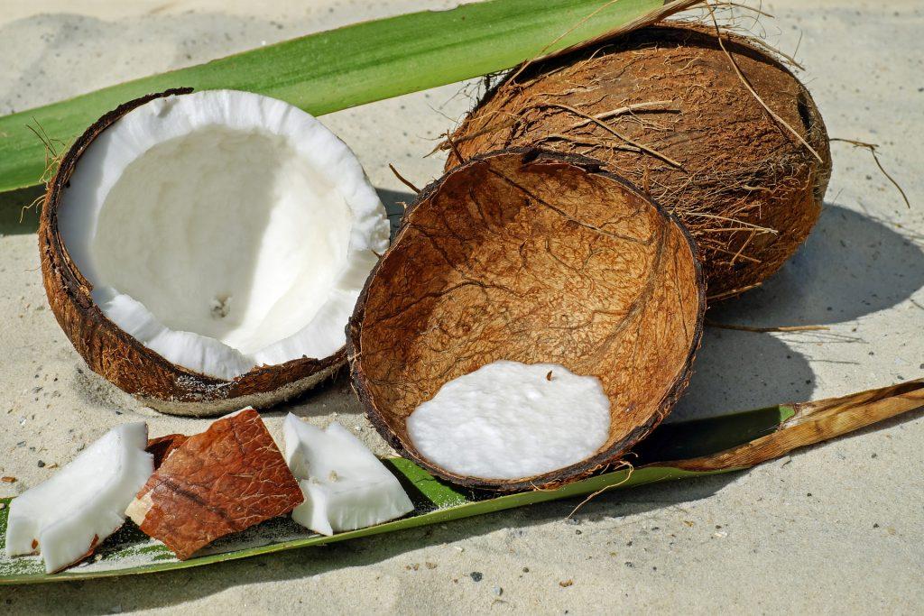 Кора кокоса