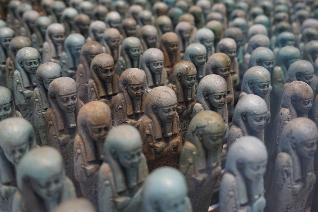 estatuas, figuras, esfinges, museo, egipto, 1801201755