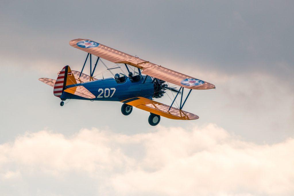 轻型飞机, 飞机, 飞, 杂技, 翅膀, 1802172046