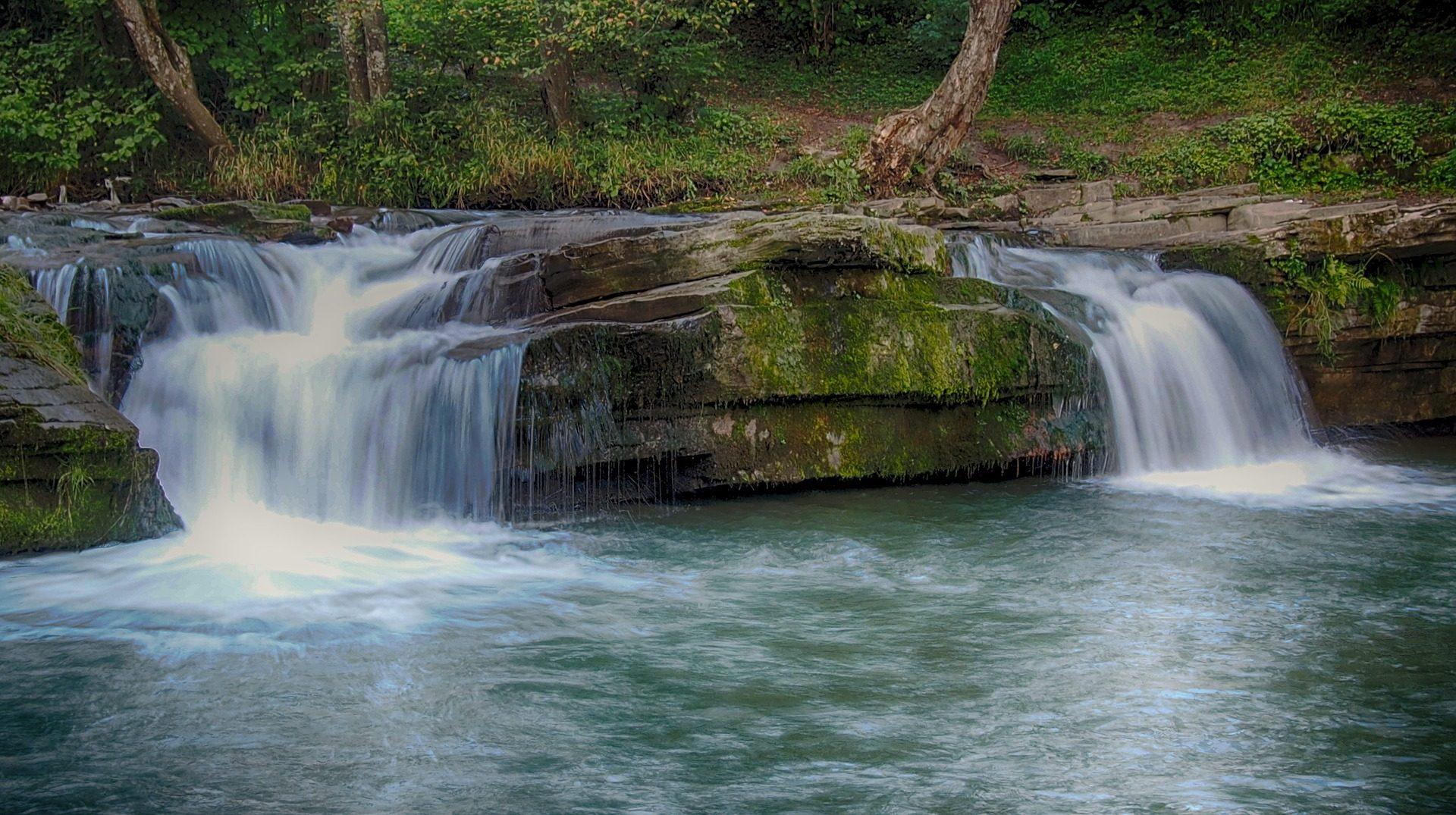 Καταρράκτης, Καταρράκτες, νερό, Ποταμός, δάσος - Wallpapers HD - Professor-falken.com