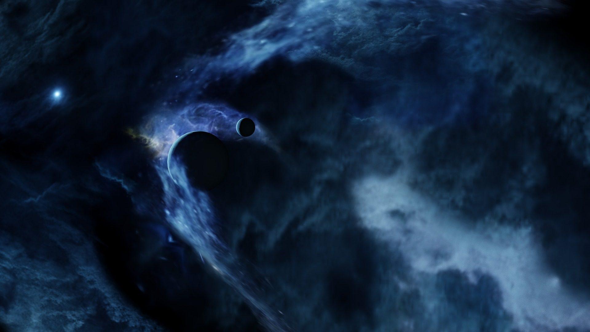 الفضاء, الكواكب, سديم, الكون, مجرة - خلفيات عالية الدقة - أستاذ falken.com