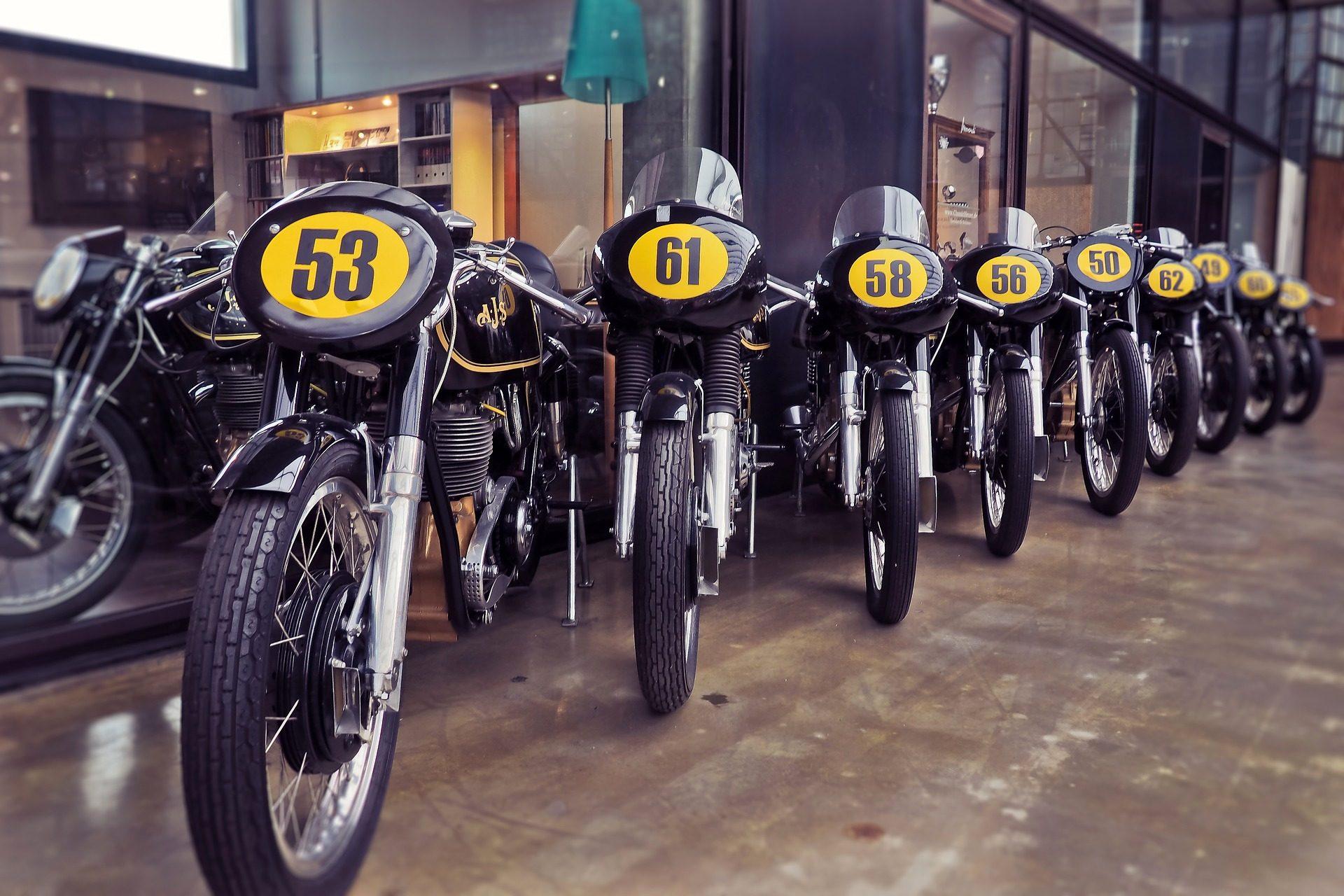 motocicletas, オートバイ, クラシック, 古代, ヴィンテージ - HD の壁紙 - 教授-falken.com