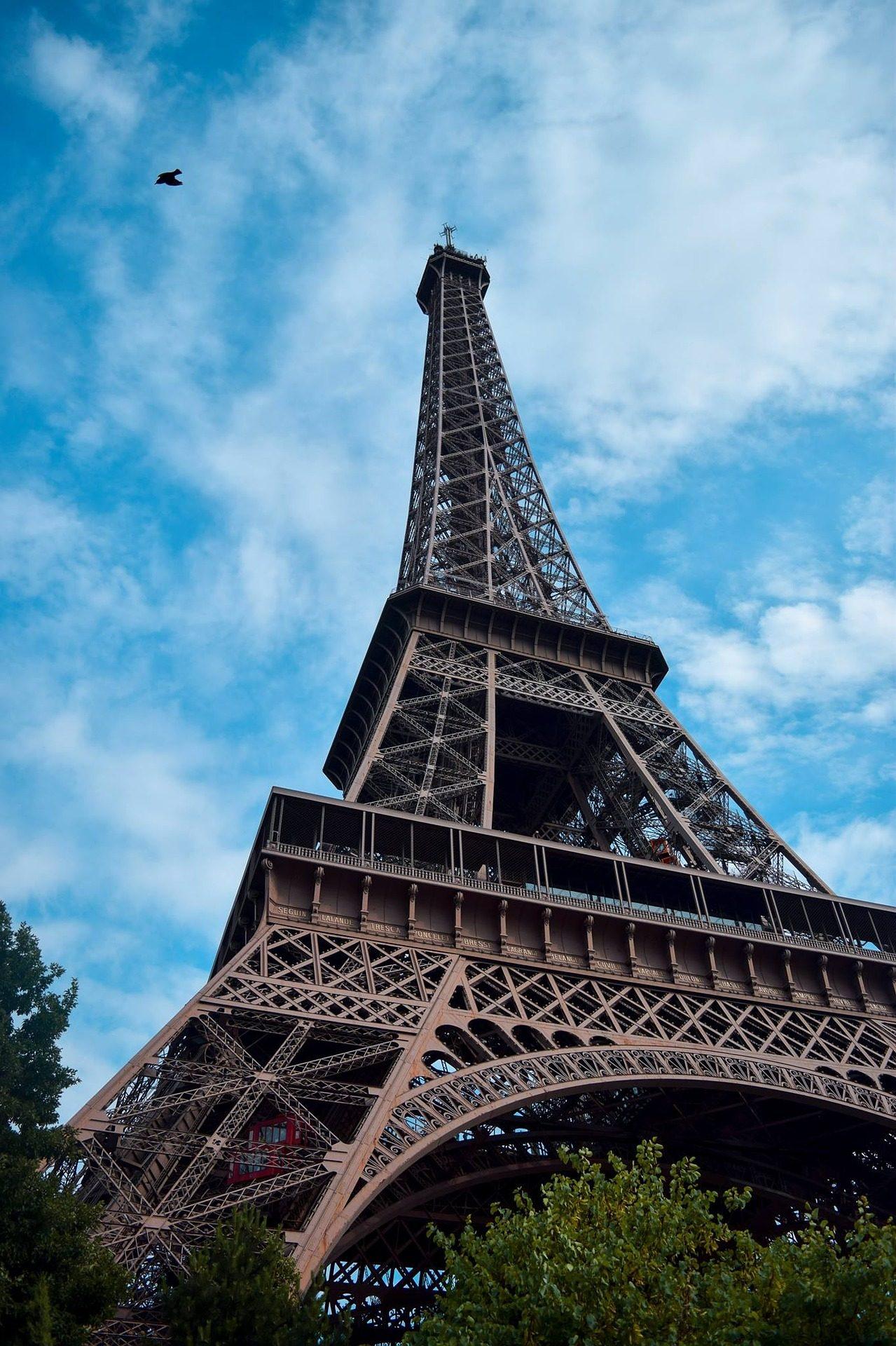 Torre, Eifel, Monumento, altura, Paris - Papéis de parede HD - Professor-falken.com