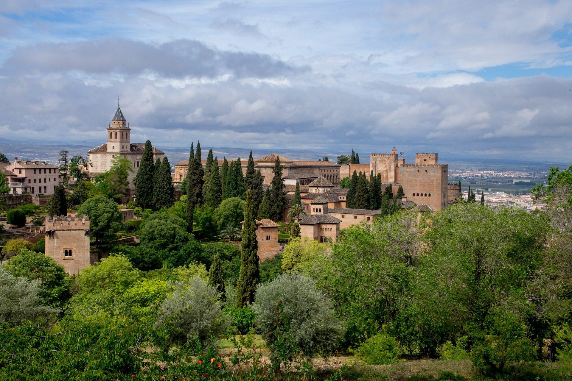 alhambra, पैलेस, वास्तुकला, अरबी, Nazari, ग्रेनेडा - HD वॉलपेपर - प्रोफेसर-falken.com