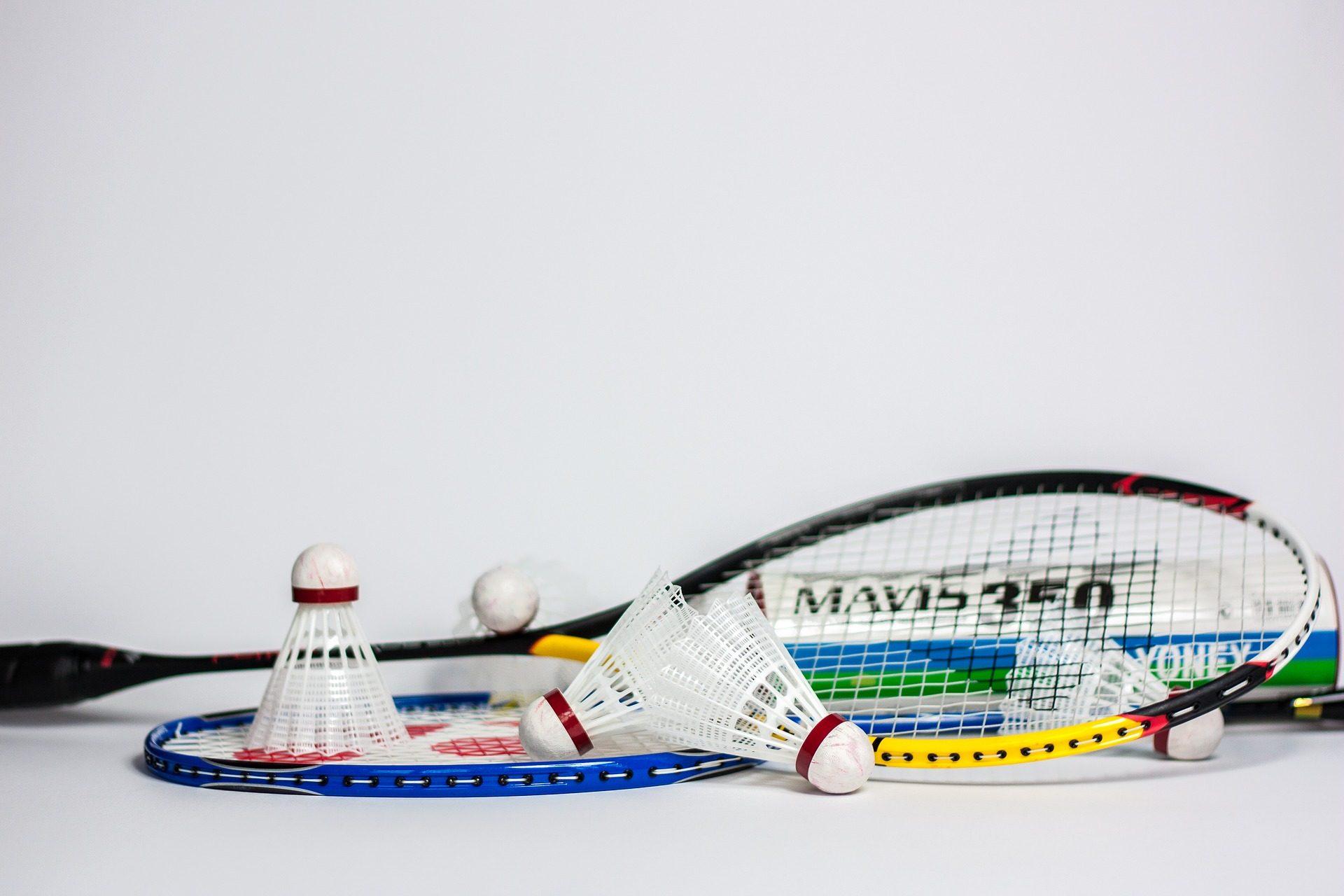 Badminton, Raquettes à neige, boules de, plumes, réseaux - Fonds d'écran HD - Professor-falken.com