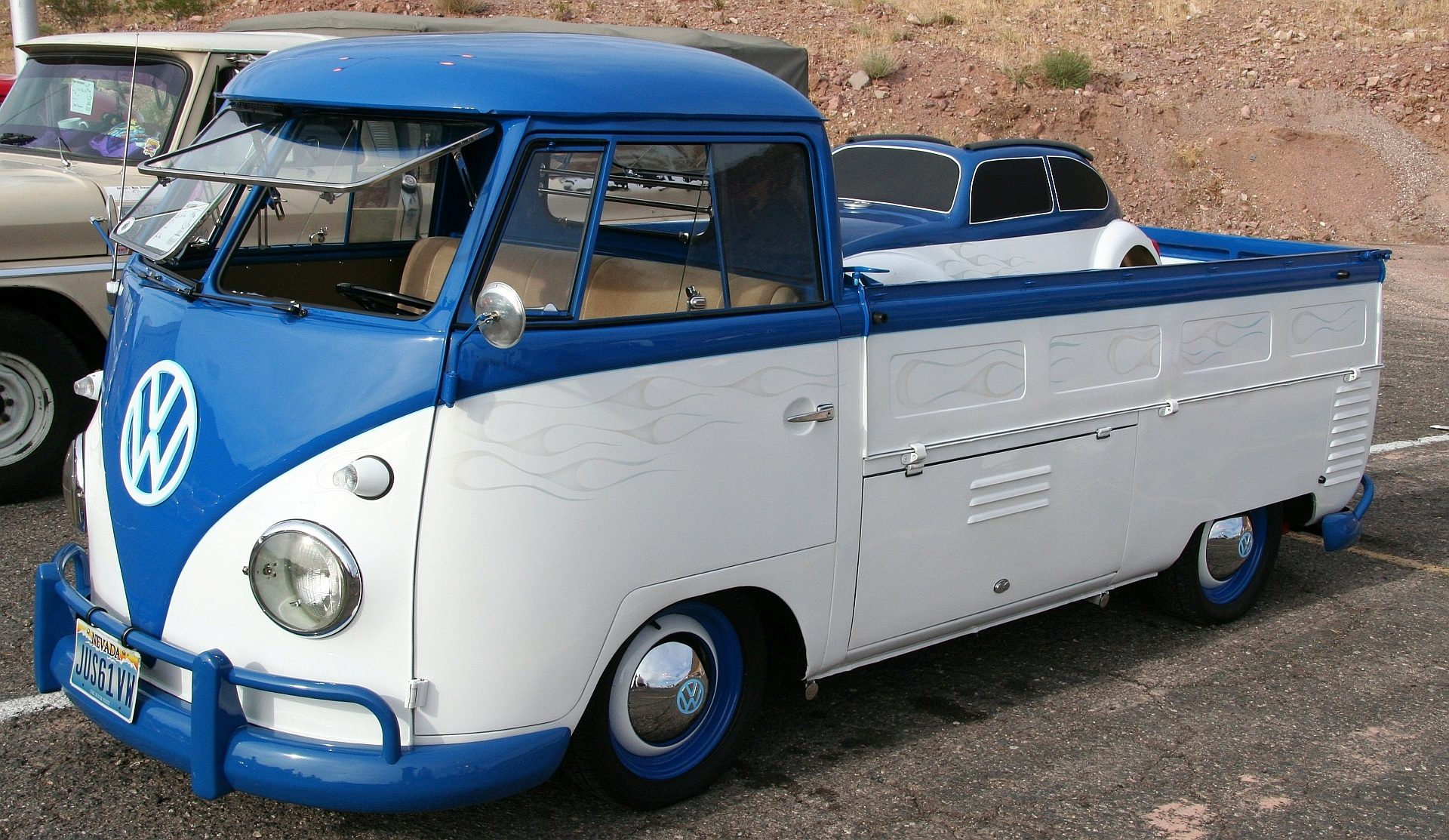 voiture, Van, Classique, vieux, Vintage - Fonds d'écran HD - Professor-falken.com
