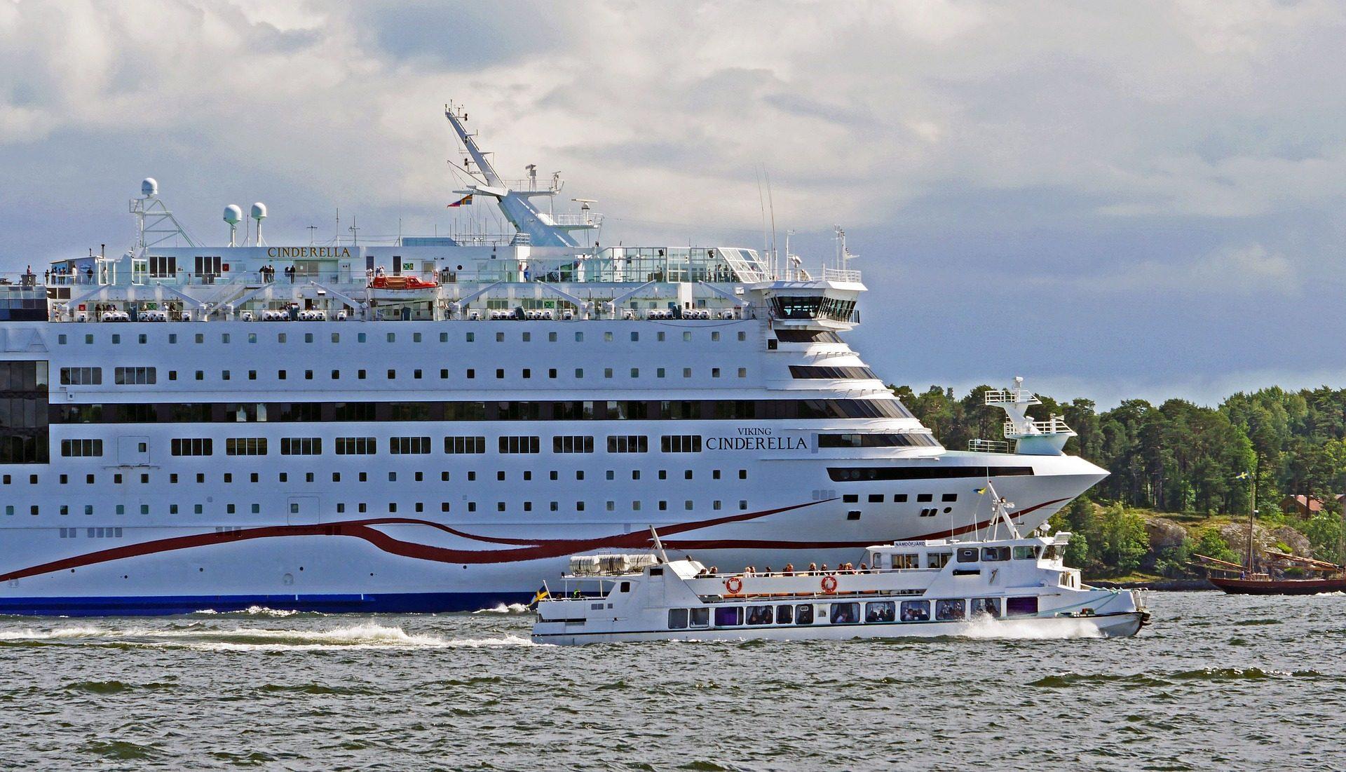 crucero, buque, ferry, vacaciones, mar - Fondos de Pantalla HD - professor-falken.com