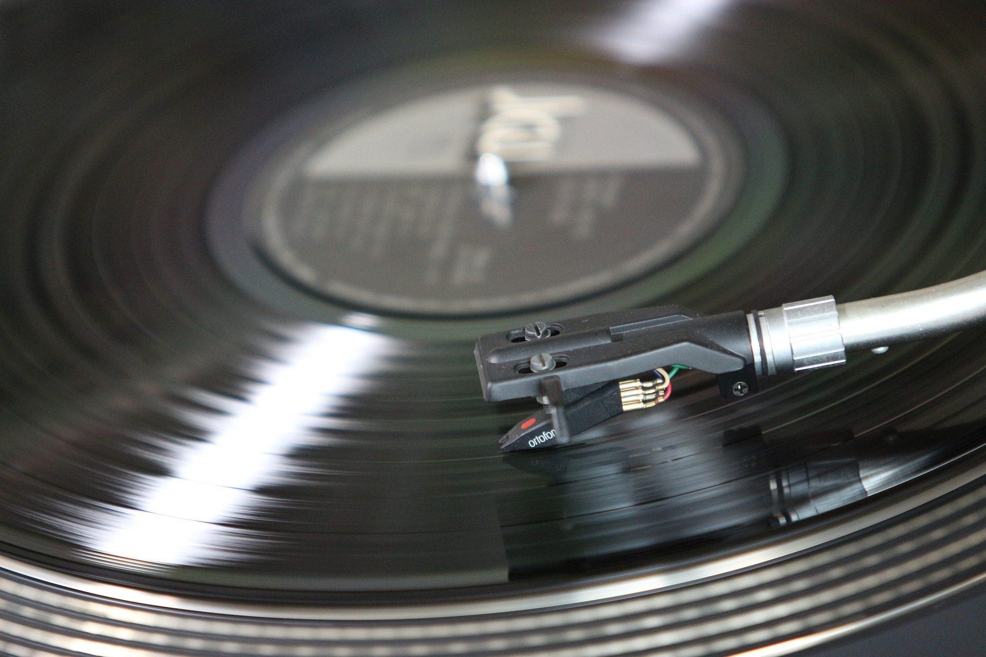 डिस्क, Vinyl, turntable के, सुई, विंटेज - HD वॉलपेपर - प्रोफेसर-falken.com