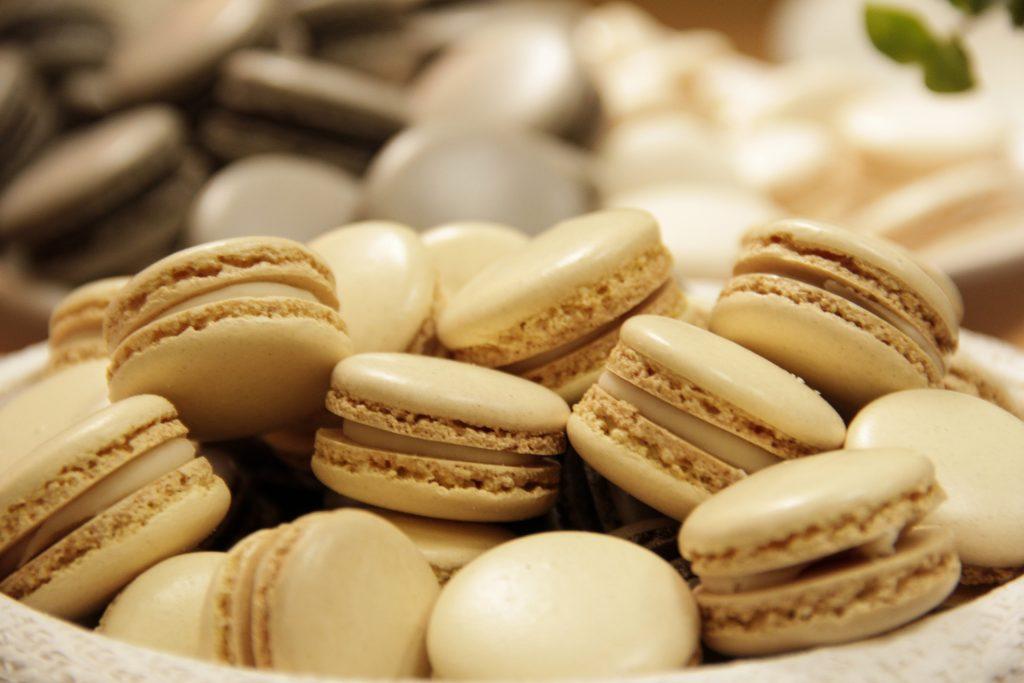 macarrones, dulces, postres, repostería, cantidad, 1803101914