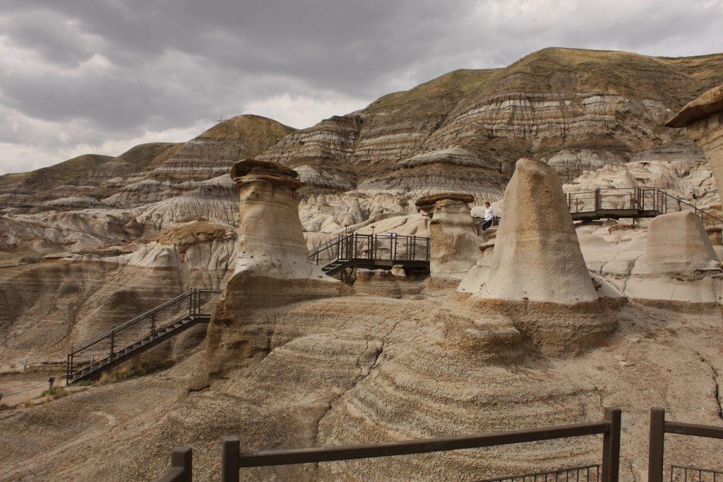 montañas, piedras, rocas, drumheller, alberta, canada, 1803171843