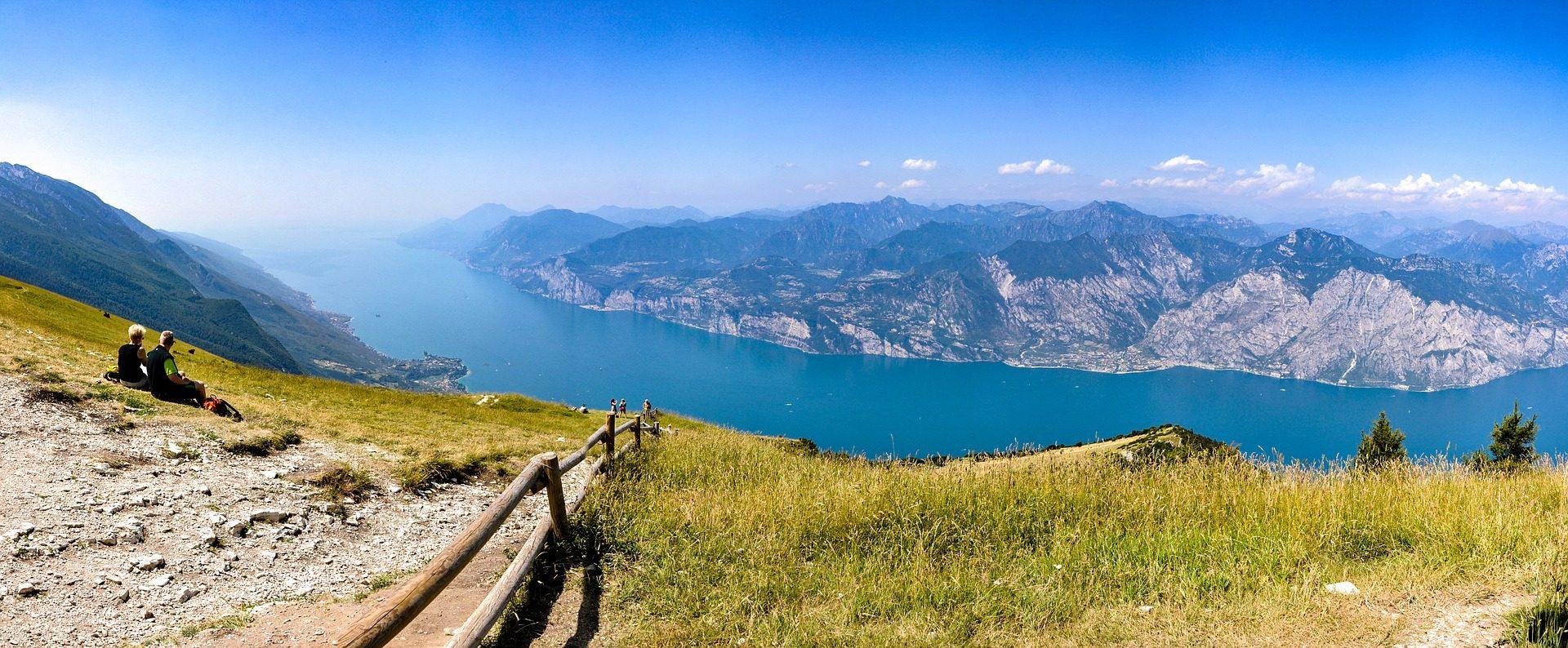 Landschaft, Panorámica, Tal, Río, Montañas, Wolken - Wallpaper HD - Prof.-falken.com