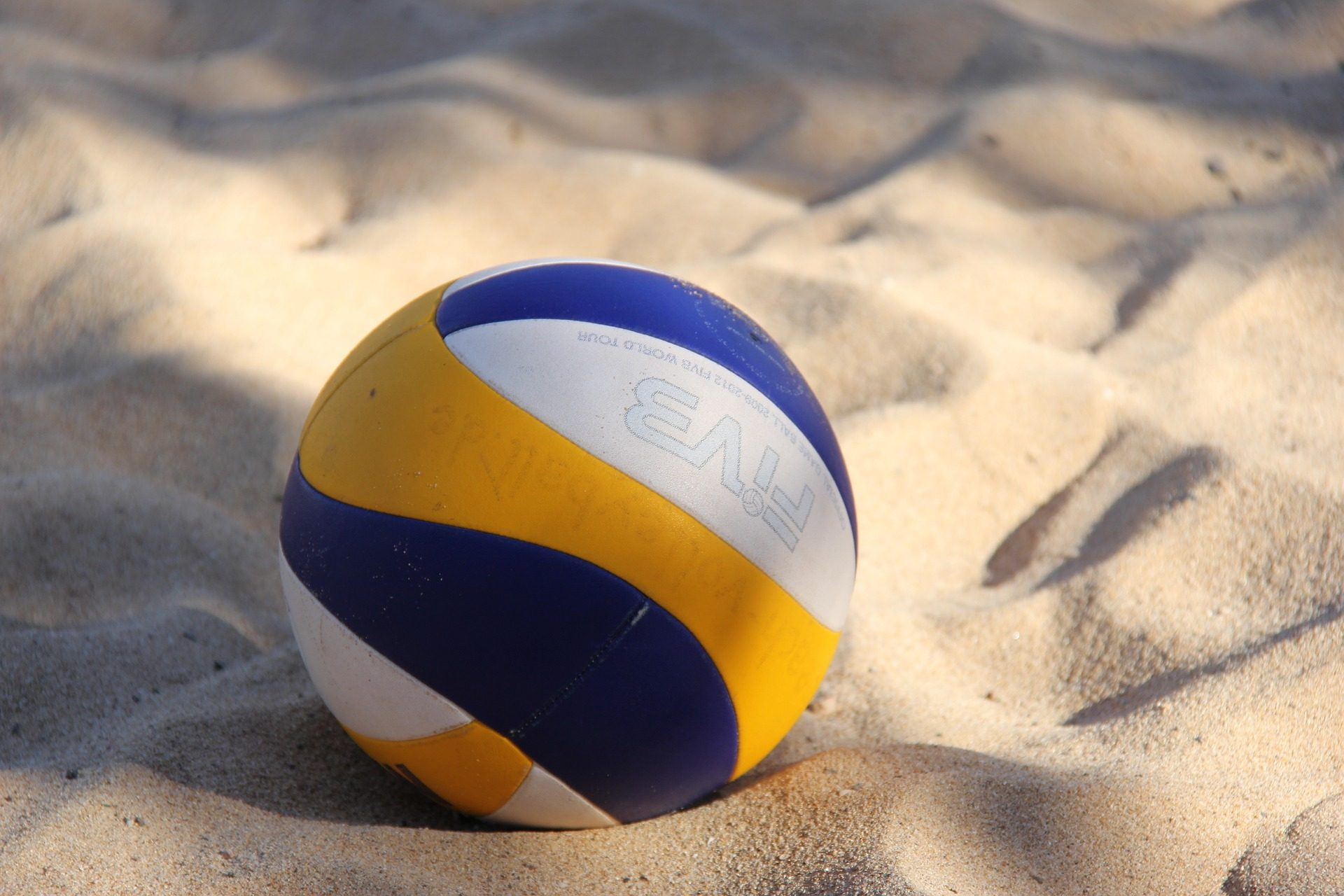 Kugel, Ballon, Volleyball, Sand, Strand - Wallpaper HD - Prof.-falken.com