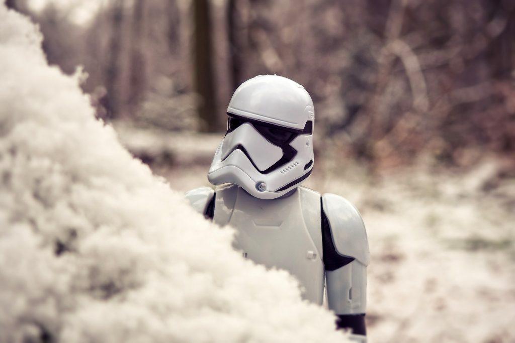 士兵, 帝国, 星球大战 》, 玩具, 图, 雪, 1803031251