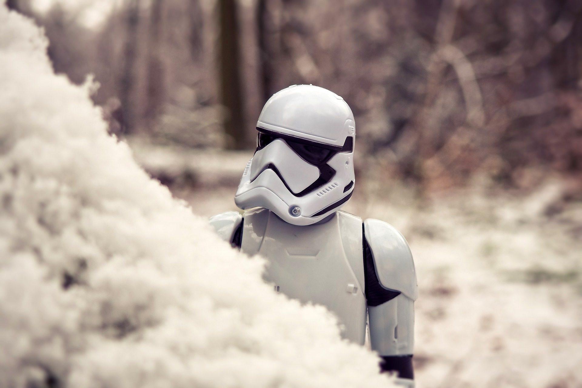 soldado, imperial, star wars, juguete, figura, nieve - Fondos de Pantalla HD - professor-falken.com