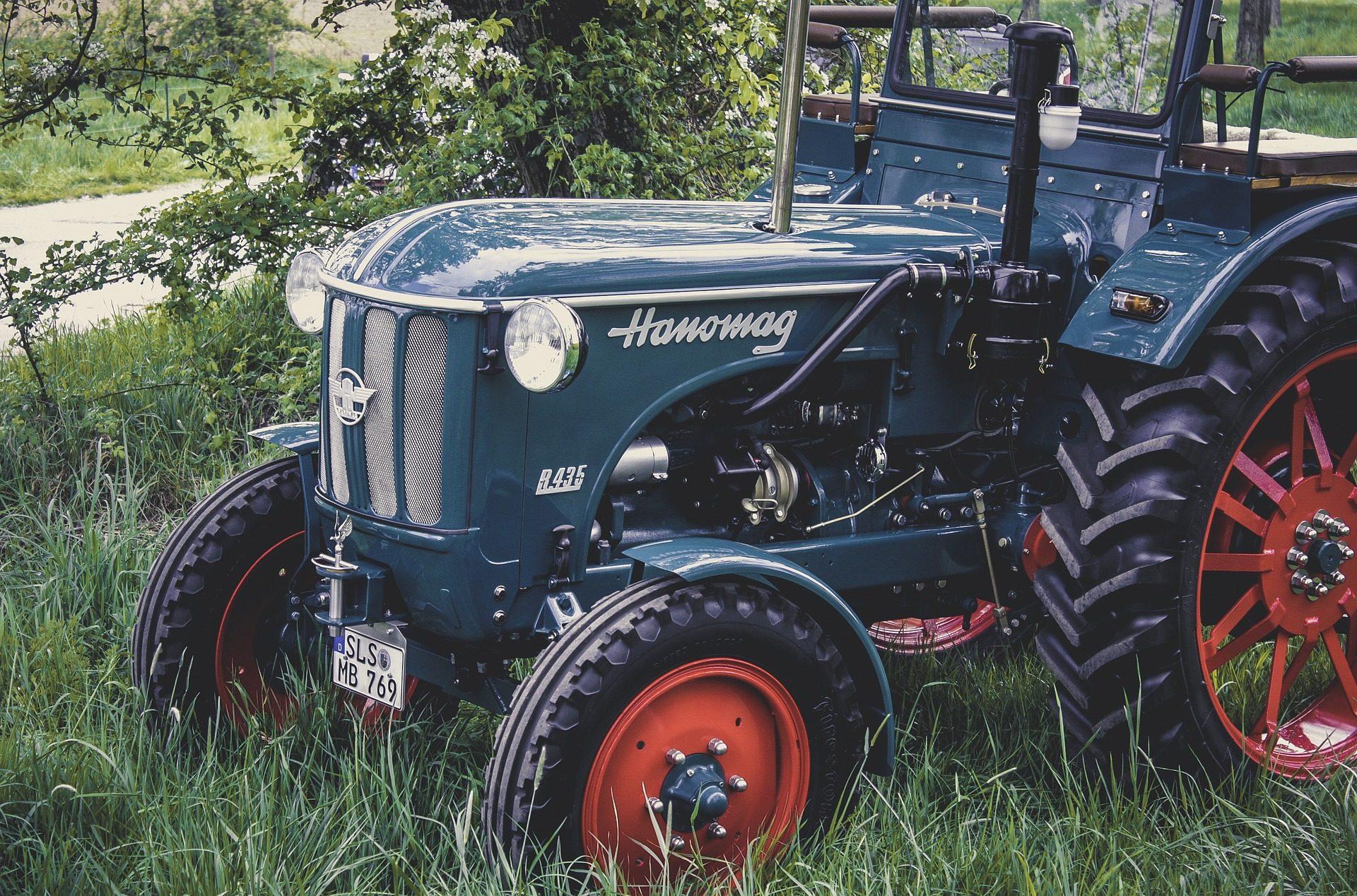 tractor, granja, labranza, agricultura, campo - Fondos de Pantalla HD - professor-falken.com