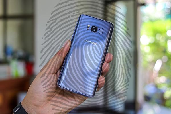 Что делать, когда датчик отпечатков пальцев Samsung Галактика S8 перестает работать