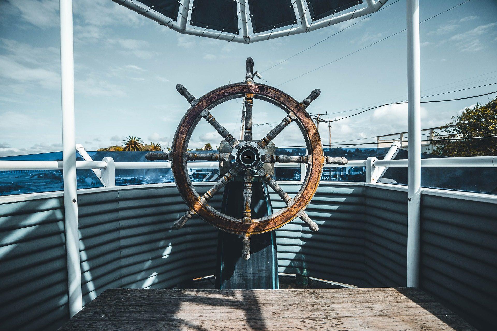 лодка, Timón, Dirección, Старый, Винтаж - Обои HD - Профессор falken.com