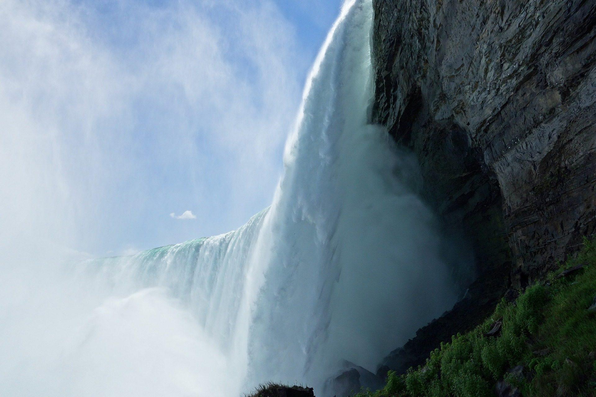 cataratas, niagara, cascada, agua, ontario, canadá - Fondos de Pantalla HD - professor-falken.com