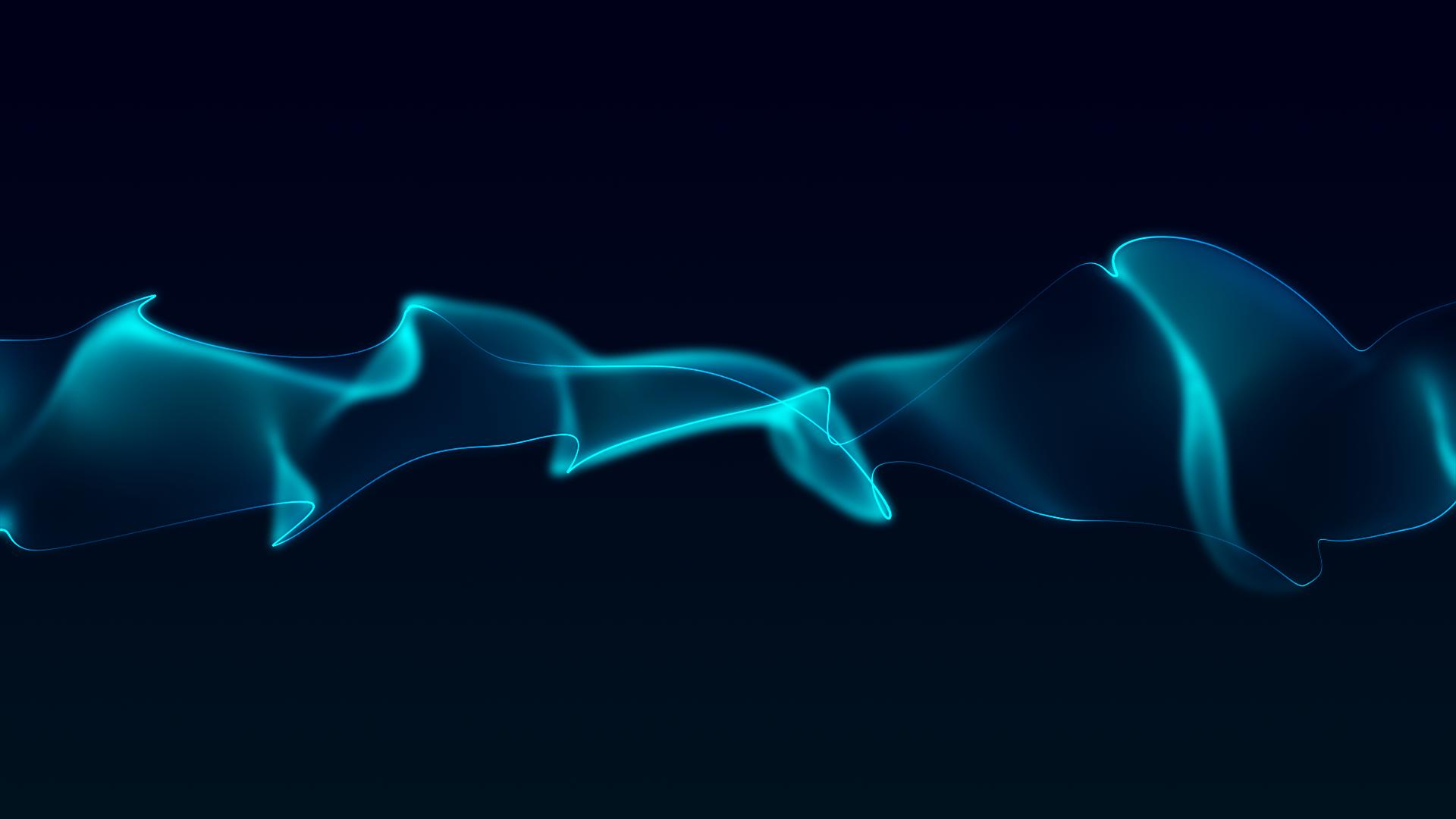 цифры, дым, гало, Формы, Флуоресцентный - Обои HD - Профессор falken.com
