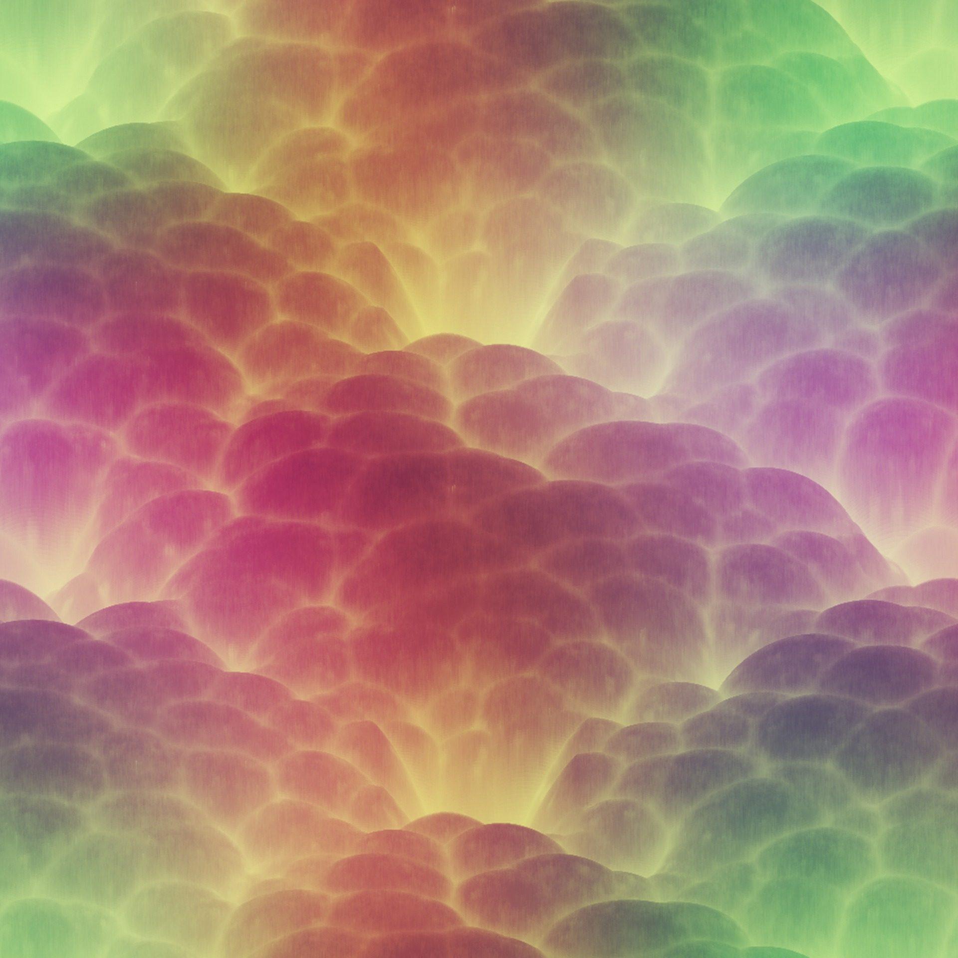 रूपों, आंकड़े, बादल, रंगीन, बनावट - HD वॉलपेपर - प्रोफेसर-falken.com