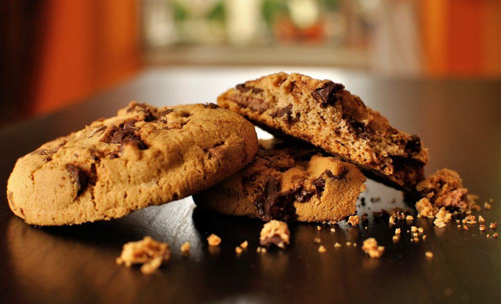 galletas, 饼干, 掘金, 巧克力, 面包 屑, 甜, 甜点, 1804122053