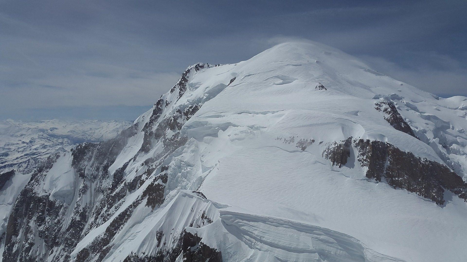 Mont blanc, Montagna, Nevada, neve, altezza, picco, In alto - Sfondi HD - Professor-falken.com