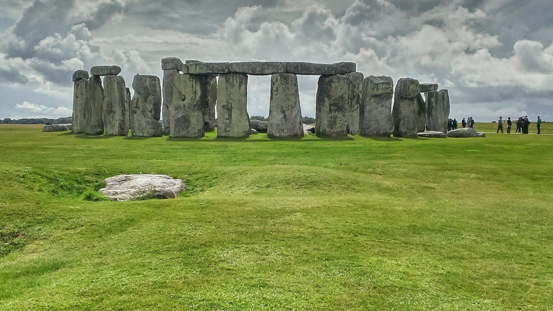 камни, Rocas, обучение, Структура, Стоунхендж, предки - Обои HD - Профессор falken.com