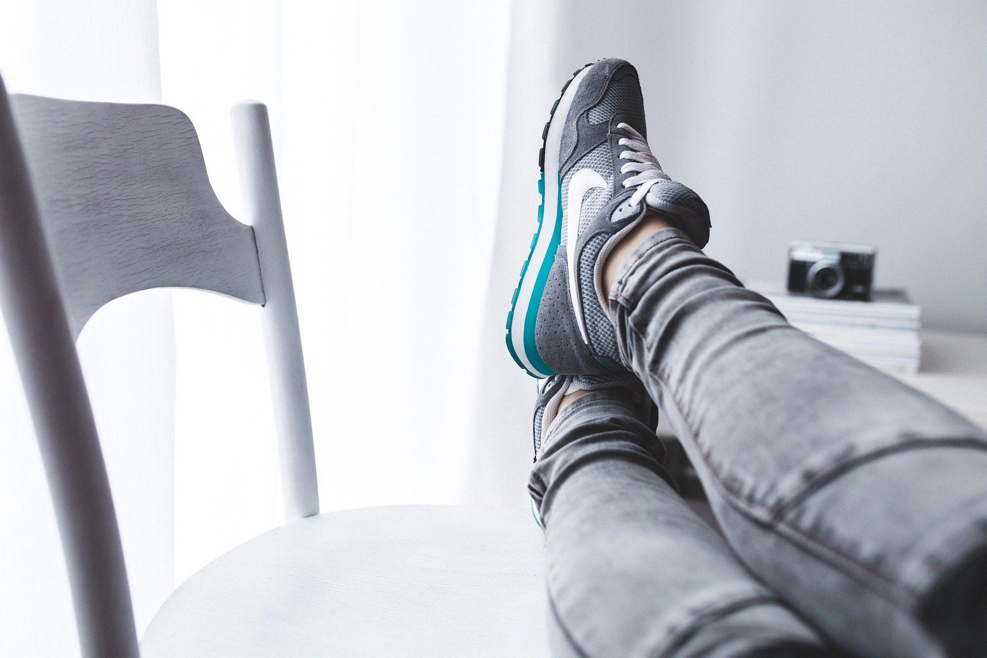 gambe, Pantofole, Sport, Sedia, resto, rilassarsi - Sfondi HD - Professor-falken.com