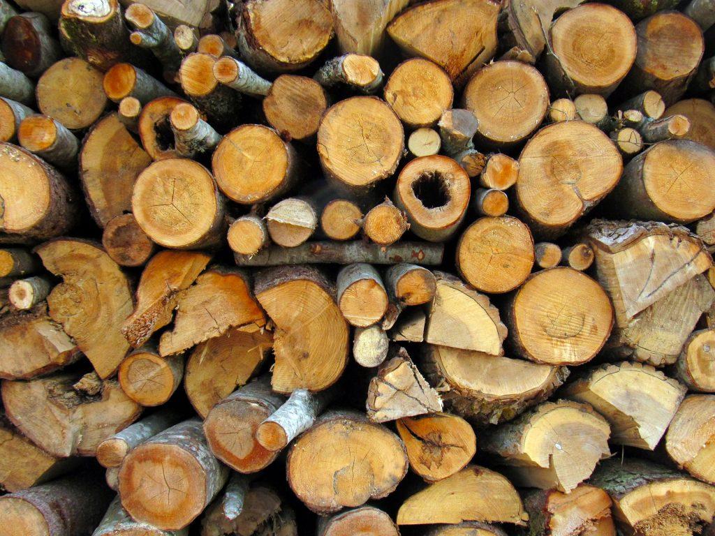 troncos, madera, leña, cantidad, vetas, 1804171815