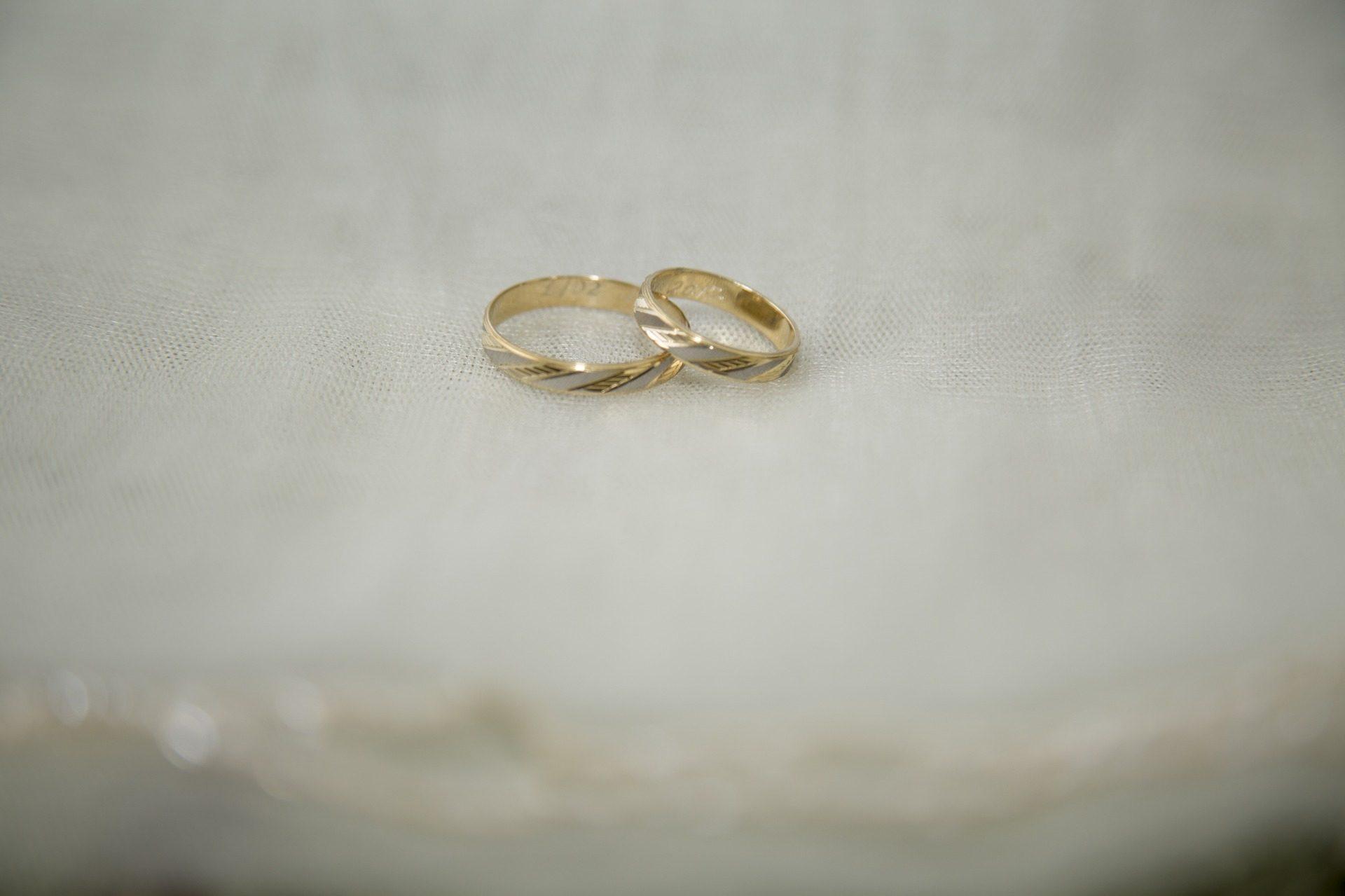 anillos, boda, enlace, compromiso, joyas, celebración - Fondos de Pantalla HD - professor-falken.com