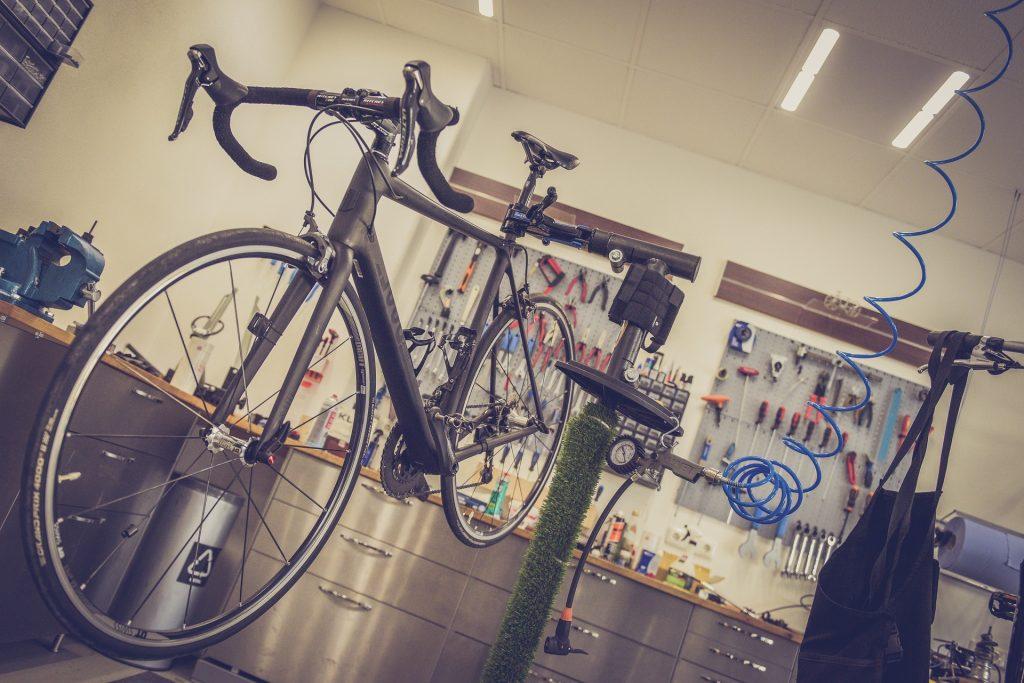 自行车, 车间, arreglo, 工具, repara修复031342