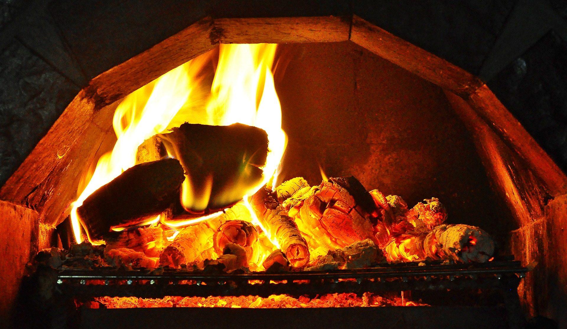 lareira, fogo, brasas, forno, flama, lenha - Papéis de parede HD - Professor-falken.com