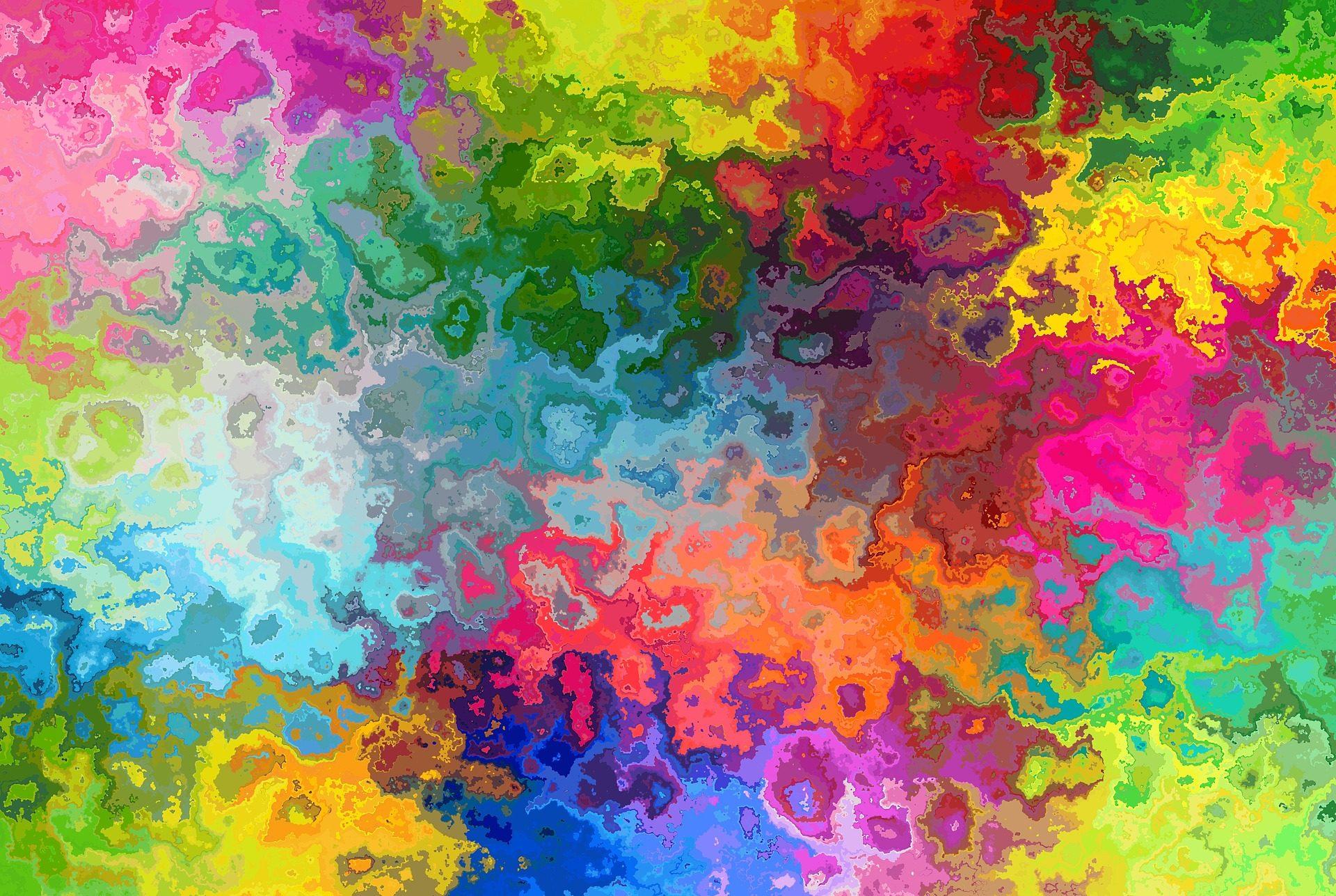 cores, Formas, figuras, padrão, textura - Papéis de parede HD - Professor-falken.com