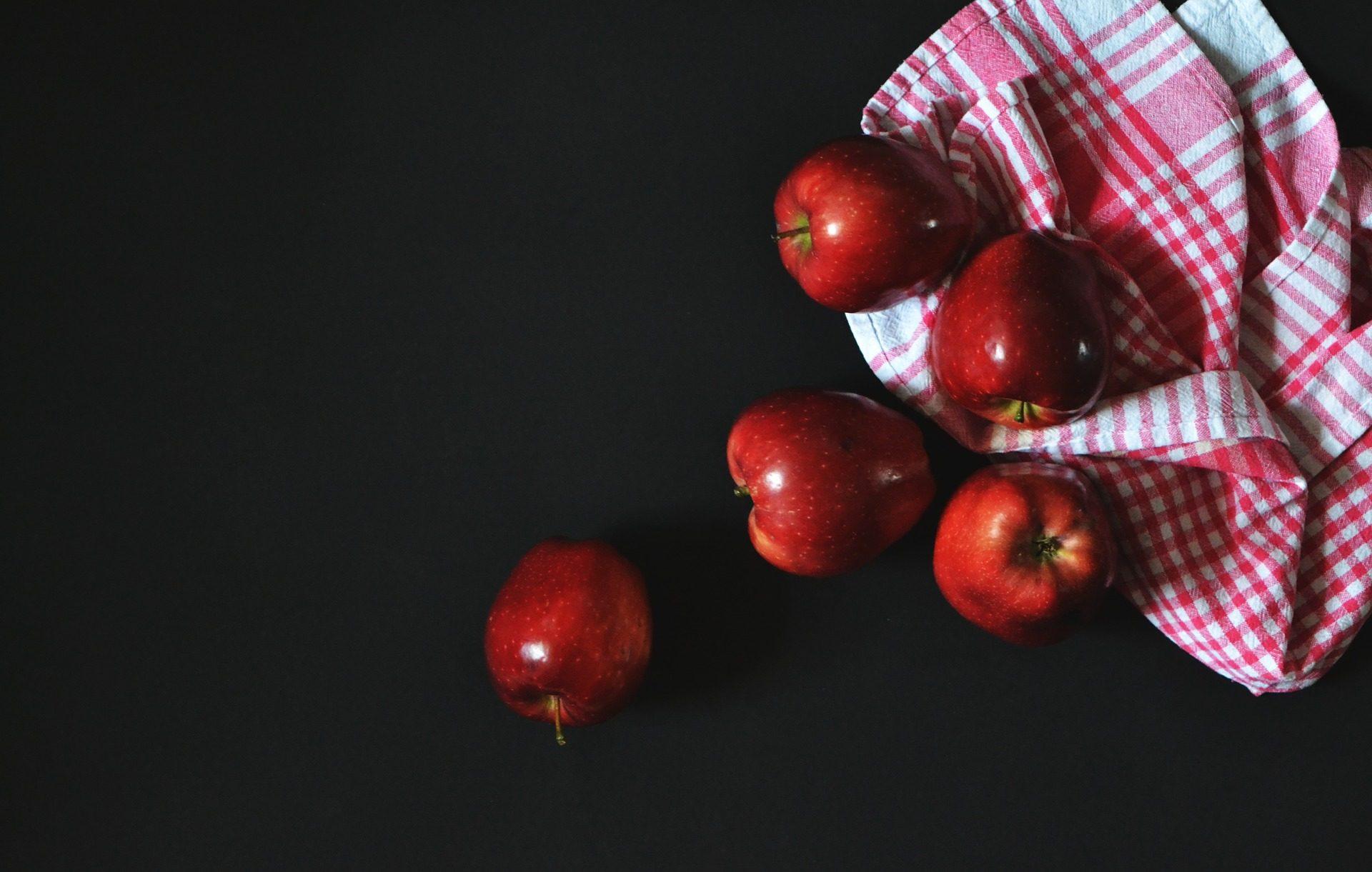 التفاح, تحفظات, فاكهة, سطوع, قماش, منديل - خلفيات عالية الدقة - أستاذ falken.com