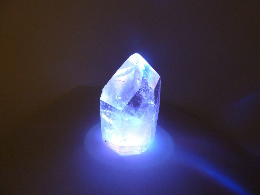 鉱石, クリスタル, 石英, 光, ジオメトリ, 1805222136