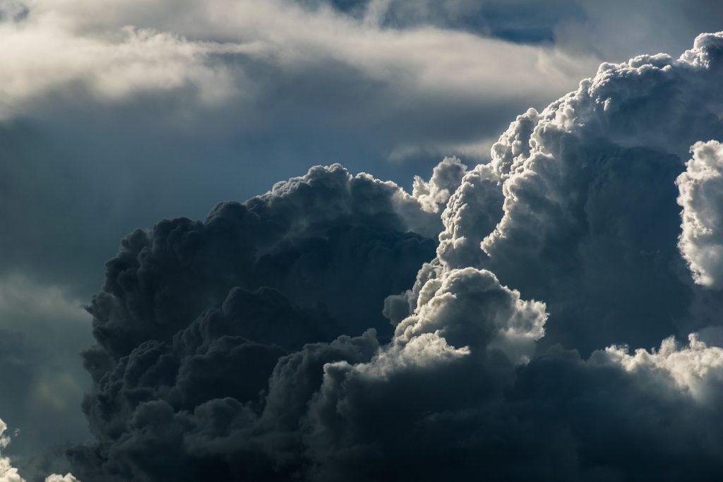 云彩, 积雨云, 风暴, 暴风雨, 多云, 1805160847