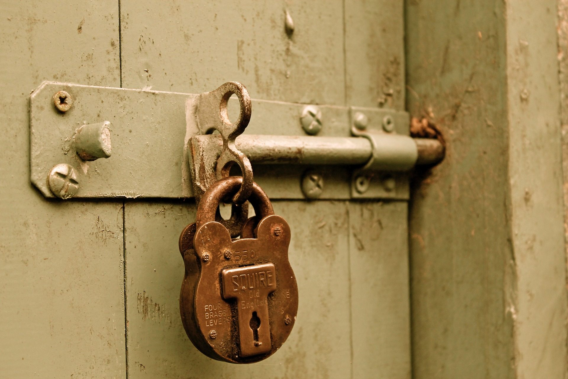 门, 锁, 螺栓, 挂锁, antiguo, 老 - 高清壁纸 - 教授-falken.com